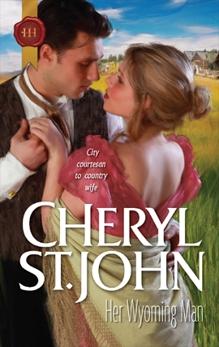 Her Wyoming Man, St.John, Cheryl
