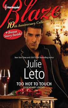 10th Anniversary Collector's Edition: Too Hot to Touch, Leto, Julie