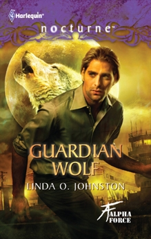 Guardian Wolf, Johnston, Linda O.