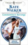 Constantine's Revenge, Walker, Kate