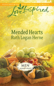 Mended Hearts, Herne, Ruth Logan