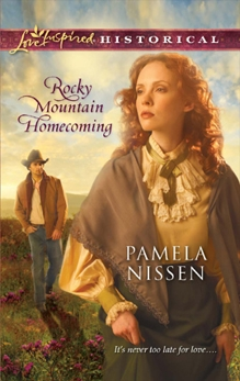 Rocky Mountain Homecoming, Nissen, Pamela