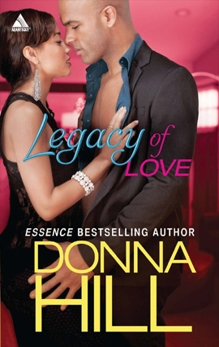 Legacy of Love, Hill, Donna