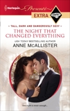 The Night that Changed Everything, McAllister, Anne
