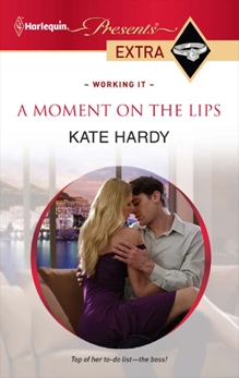 A Moment on the Lips, Hardy, Kate