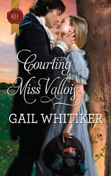 Courting Miss Vallois, Whitiker, Gail