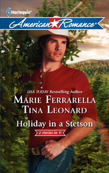 Holiday in a Stetson: An Anthology, Leonard, Tina & Ferrarella, Marie
