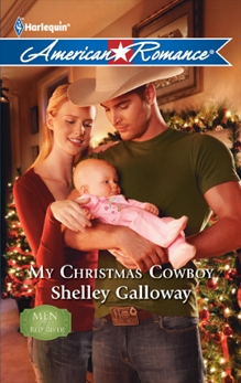 My Christmas Cowboy, Galloway, Shelley