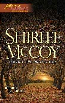Private Eye Protector, McCoy, Shirlee