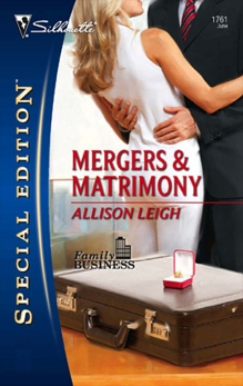 Mergers & Matrimony, Leigh, Allison