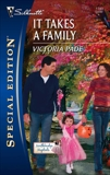 It Takes a Family, Pade, Victoria