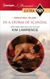 In a Storm of Scandal, Lawrence, Kim