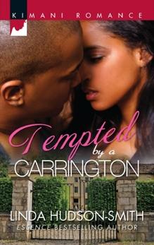 Tempted by a Carrington, Hudson-Smith, Linda