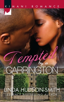 Tempted by a Carrington, Hudson-Smith, Linda