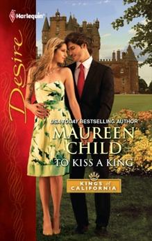To Kiss a King, Child, Maureen
