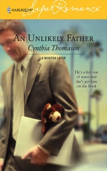 An Unlikely Father, Thomason, Cynthia