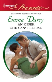 An Offer She Can't Refuse: A Secret Baby Romance, Darcy, Emma