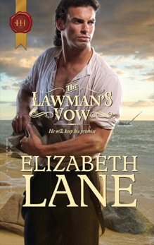 The Lawman's Vow, Lane, Elizabeth