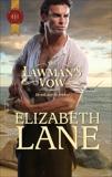 The Lawman's Vow, Lane, Elizabeth