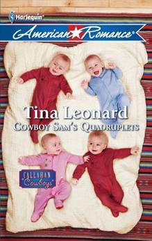 Cowboy Sam's Quadruplets, Leonard, Tina