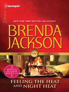 Feeling the Heat & Night Heat: An Anthology, Jackson, Brenda