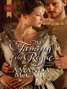 The Taming of the Rogue, McCabe, Amanda