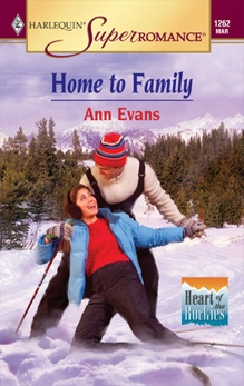 Home to Family, Evans, Ann