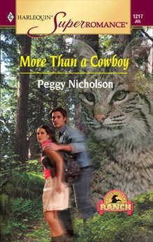 More Than a Cowboy, Nicholson, Peggy
