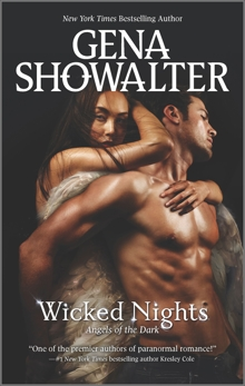 Wicked Nights, Showalter, Gena