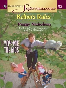 KELTON'S RULES, Nicholson, Peggy