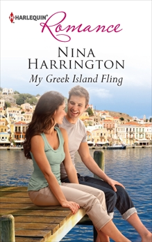 My Greek Island Fling, Harrington, Nina