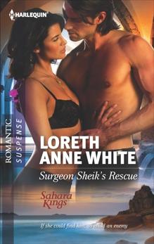 Surgeon Sheik's Rescue, White, Loreth Anne