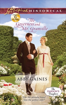 The Governess and Mr. Granville, Gaines, Abby