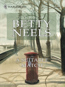 A Suitable Match, Neels, Betty