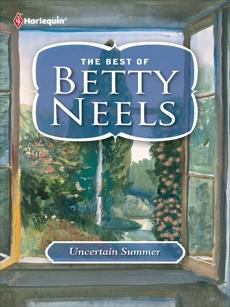 Uncertain Summer, Neels, Betty