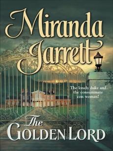 THE GOLDEN LORD, Jarrett, Miranda