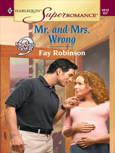 MR. AND MRS. WRONG