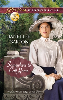 Somewhere to Call Home, Barton, Janet Lee