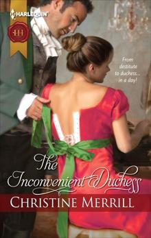The Inconvenient Duchess, Merrill, Christine