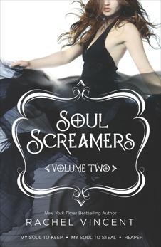 Soul Screamers Volume Two: An Anthology, Vincent, Rachel