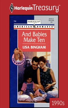AND BABIES MAKE TEN, Bingham, Lisa