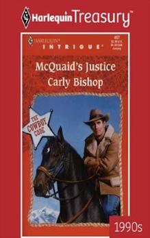 MCQUAID'S JUSTICE, Bishop, Carly
