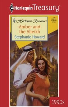 AMBER AND THE SHEIKH, Howard, Stephanie