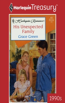 HIS UNEXPECTED FAMILY, Green, Grace