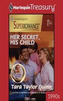 HER SECRET, HIS CHILD, Quinn, Tara Taylor
