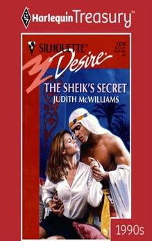 THE SHEIK'S SECRET, McWilliams, Judith