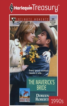 THE MAVERICK'S BRIDE, Roberts, Doreen