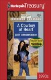 A COWBOY AT HEART, Christenberry, Judy