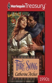 FIRE SONG, Archer, Catherine