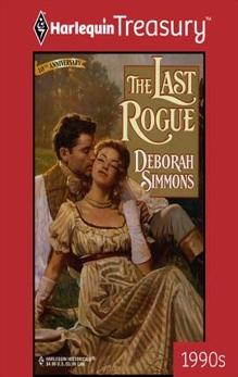 THE LAST ROGUE, Simmons, Deborah